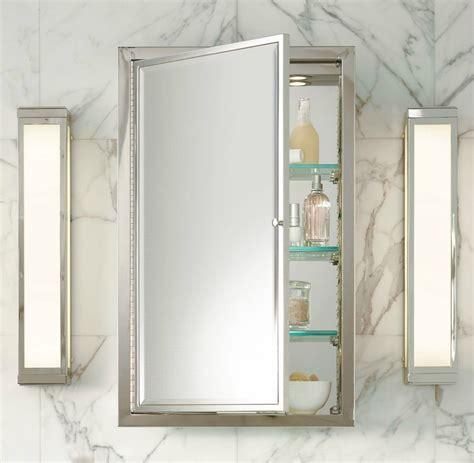 mirror medicine cabinet 20 tips for an organized bathroom