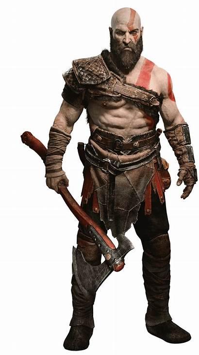 God War Kratos Transparent Pluspng