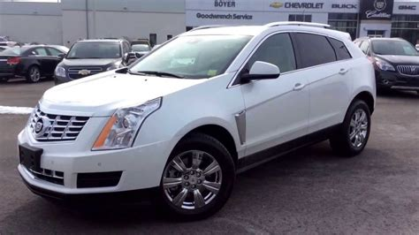 New 2014 Cadillac Srx Luxury Review At Boyer Pickering