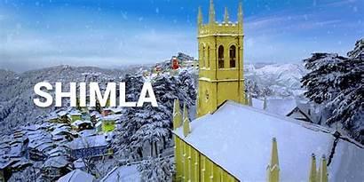 Shimla Places Tourist Tourism Winters Visit Guide