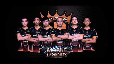 squad t shirt rrq o2 mobile legend divisions
