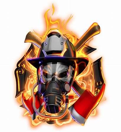 Skull Firefighter Favorites