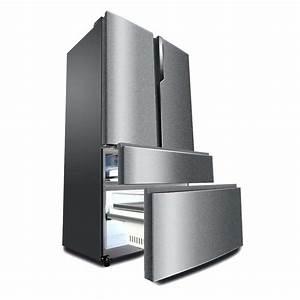 Frigo Multi Porte : haier amerikaanse koelkast hb25fssaaa ~ Premium-room.com Idées de Décoration