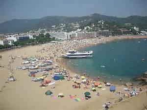 Lloret Del Mar Avis : la plage de tossa del mar magnifique photo de maria ~ Melissatoandfro.com Idées de Décoration