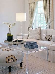 25 best acrylic coffee tables ideas on pinterest With small acrylic coffee table