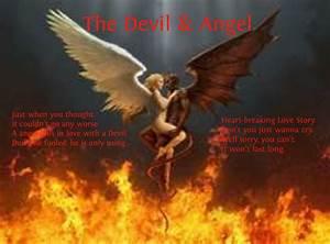 Angel and Devil Wallpaper - WallpaperSafari
