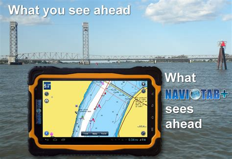 Boat Weather Radar by Naviotab Gps Marine Chartplotter Ais Weather Radar