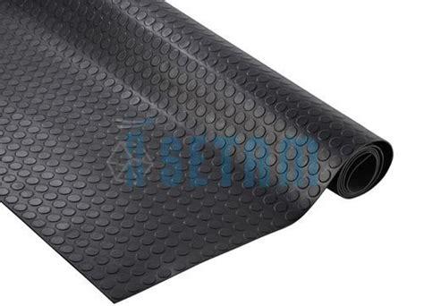 tapis caoutchouc pastille rouleau tapis de sol 10 m