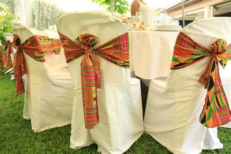 noeud chaise mariage noeud de chaise africain mariage africain