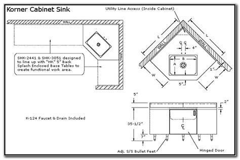 kitchen sink cabinet dimensions corner sink kitchen cabinet dimensions sink and faucets