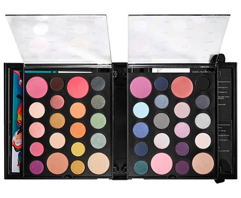 smashbox color master class palette for