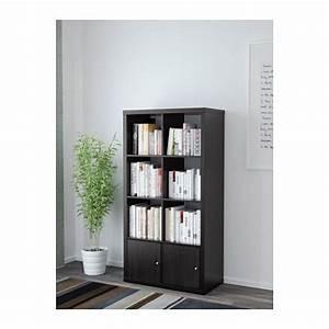 Bibliothèque Noire Ikea : casashops biblioth que noire ikea et brun ~ Teatrodelosmanantiales.com Idées de Décoration