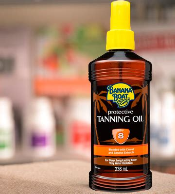 Banana Boat Protective Tanning Oil Review by 5 Best Banana Boat Tanning Oil Reviews Of 2018