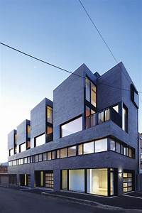 North Melbourne Townhouses   ArchitectureAU Planned for ...