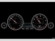 2013款宝马5系配备全新多功能仪表盘MFD_汽车资讯_盖世汽车网