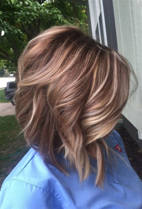 And Brown Highlights Hairstyles by Highlights And Light Brown Lowlights Hairstyles