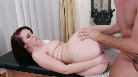 Big Milky White Ass Of The Redhead Fucked By A Fat Cock Pornid Xxx