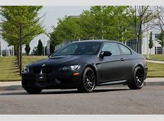 2011 BMW M3 Frozen Black Edition hits the US, only 20