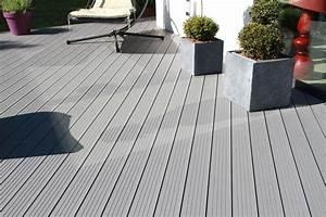 Terrasse Lame Composite : terrasse chanvre composite cologique acheter au ~ Edinachiropracticcenter.com Idées de Décoration