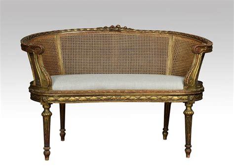 canapé style louis xvi louis xvi style canape settee antiques atlas