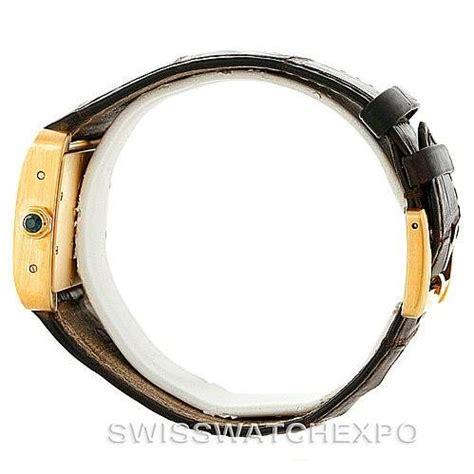 Cartier Divan by Cartier Tank Divan Large 18k Yellow Gold W6300856