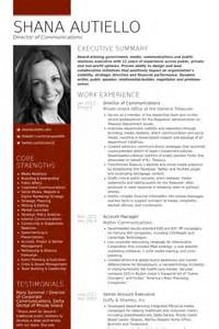 Communication Director Resume Sles by Director Of Communications Resume Sles Visualcv