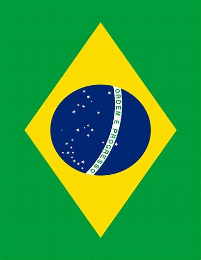 Brazil Flag Flags Countries Svg Assessment Level