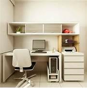 Home Office Furniture Design by Wonderful Small Home Office Design With White Desk Furniture Minimalist Des