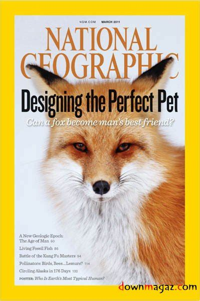 national geographic march    magazines