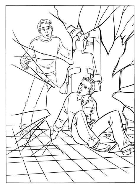 Kleurplaat Homecoming by Coloring Page 3 Coloring Pages 18