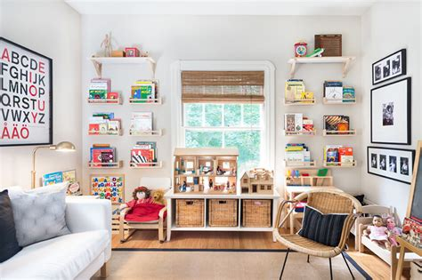 Bright And Colorful Kids Room Designs With Whimsical Artistic Features : 20 Quartos De Brinquedos Para As Crianças Se Divertirem