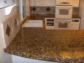 Installing 12x12 Granite Tile Countertop by Photo Gallery