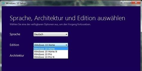 windows  media creation tool kein professional