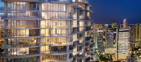 One Bedroom Apartments In Miami by Brickell Flatiron Miami Apartments For Sale Brickell