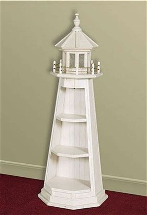Regal Leuchtturm by Wooden Lighthouse Shelf Ww Projects And Plans