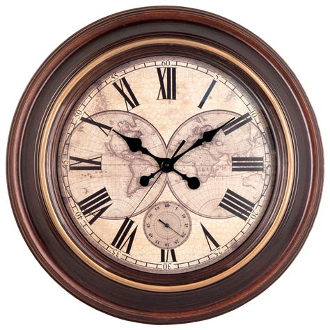 clock clipart png vintage wall clock png image