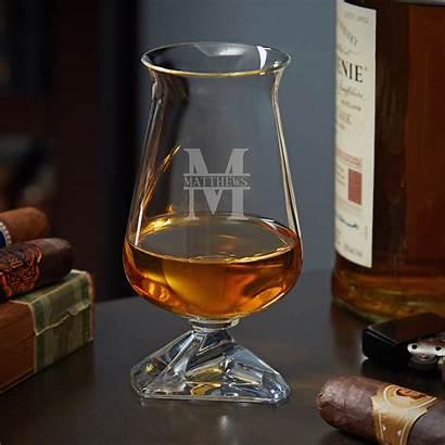 Glass Tuath Whiskey Tasting Crest Regal Engraved