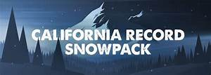 California's Snowpack Reaches Nearly Double Average Levels ...