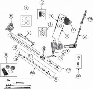Jeep Wrangler Tj Steering Parts   U0026 39 97