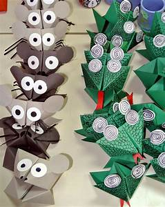 Bricolage Facile En Papier : bricolage en papier sev et lolo scrapent ~ Mglfilm.com Idées de Décoration