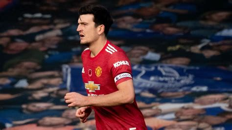 Man United captain Maguire: Criticism down to jealousy