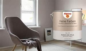 Poesie Der Stille Alpina : die besten 25 alpina wandfarbe ideen auf pinterest wandfarbe wandfarben und schminkzimmer ~ Eleganceandgraceweddings.com Haus und Dekorationen