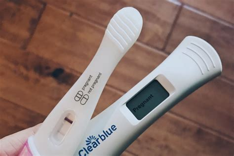 best home pregnancy test best pregnancy tests to take in 2019