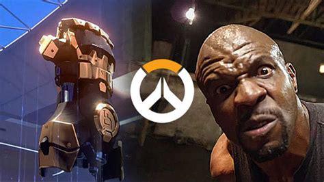 terry crews needs to stop teasing us about his overwatch doomfist involvement fenix bazaar