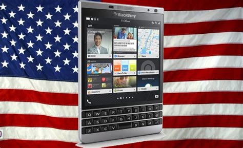 blackberry passport silver edition lands on for 549 ships aug 10