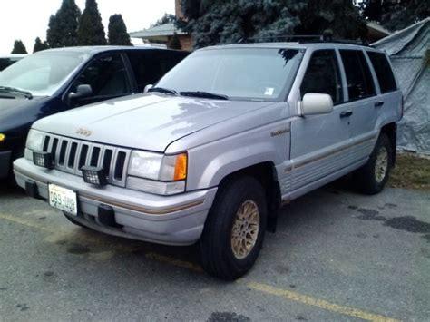 1995 jeep grand cherokee 1995 jeep grand cherokee overview cargurus