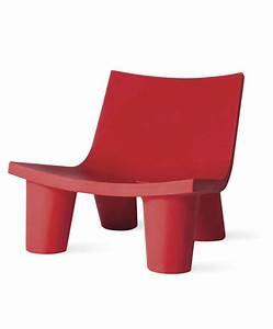 Chaise Jardin Plastique : m0361 chaise basse low lita le mobilier du pro ~ Teatrodelosmanantiales.com Idées de Décoration
