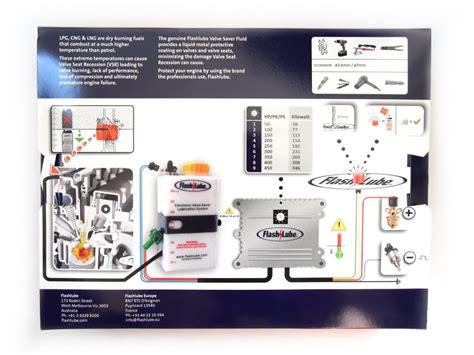 flashlube electronic valve saver kit fahrzeugteile vogler lpg autogas shop