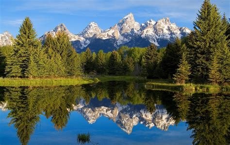 Unsurpassed & Sublime Beauty Of Grand Teton National Park