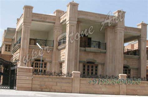 front elevation designs jodhpur sandstone jodhpur stone